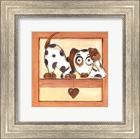 Puppy Love III Fine Art Print
