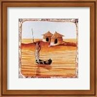 """Compostion """"Afrique"""" Fine Art Print"""