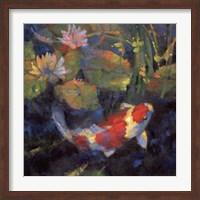 Water Garden I Fine Art Print