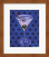 Martini Royale - Clubs Fine Art Print