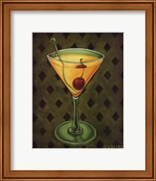 Martini Royale - Diamonds Fine Art Print