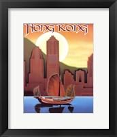 Hong Kong Fine Art Print