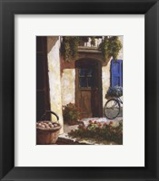 Back From the Market Fine Art Print