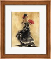 Flamenco Dancer II Fine Art Print