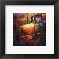 Morning Light Tuscany Fine Art Print