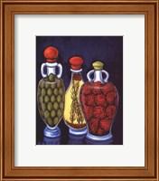 Fancy Oils I Fine Art Print