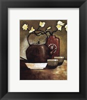 Takara Tea Room Fine Art Print
