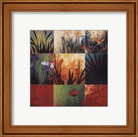 Tropical Nine Patch Fine Art Print