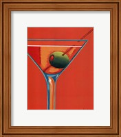 Sunglow Martini I Fine Art Print