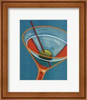Sunglow Martini II Fine Art Print