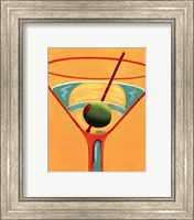 Sunglow Martini III Fine Art Print