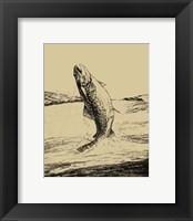 Fisherman's Delight I Fine Art Print