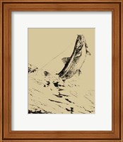 Fisherman's Delight II Fine Art Print