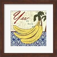 No Bananas (Pp) Fine Art Print