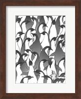 Penguin Family I Fine Art Print