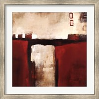 Red Trestle Fine Art Print
