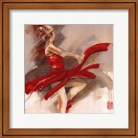 Lost In Motion Fine Art Print