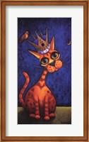 Queen Zelda and Mr. Jazz Fine Art Print