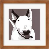 Bull Terrier Fine Art Print