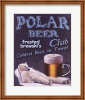 Polar Beer Club Fine Art Print