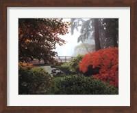 Japanese Garden II Fine Art Print