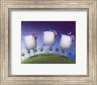 Insomniac Sheep Fine Art Print