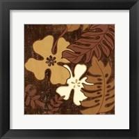 Calypso Floral II Fine Art Print
