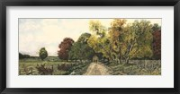 The Country Road Fine Art Print