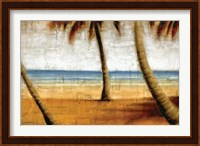 Beach Scene I Fine Art Print