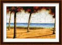 Beach Scene II Fine Art Print