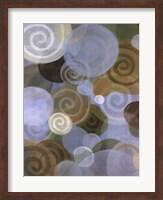 Spirals I Fine Art Print
