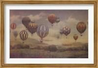 Landing at Sundown Fine Art Print