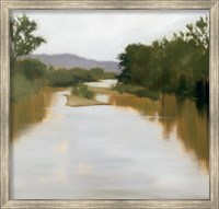 River Journey Fine Art Print