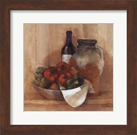 Tuscan Table III Fine Art Print
