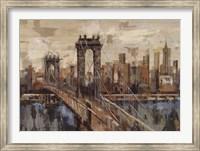 New York View Fine Art Print
