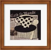 Cafe Le Monde Fine Art Print