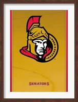 Senators - Army - Logo 07 Wall Poster