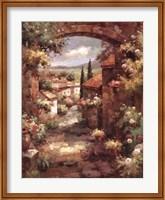 Tuscan Vista Fine Art Print