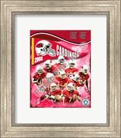 2008 Arizona Cardinals Team Composite Fine Art Print