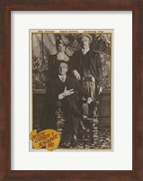Butch Cassidy and the Sundance Kid Old Time Photo Fine Art Print