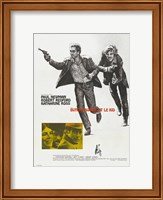 Butch Cassidy and the Sundance Kid Running Fine Art Print