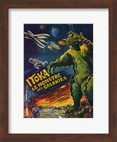 X From Outer Space Fine Art Print