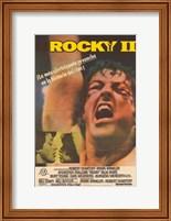 Rocky 2 (spanish) Fine Art Print