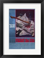 Friday the 13th Bloody Axe Fine Art Print