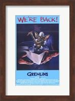 Gremlins Film Fine Art Print