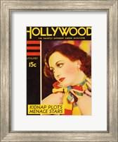 Joan Crawford - Hollywood Fine Art Print