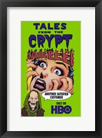 Tales From the Crypt HBO Fine Art Print