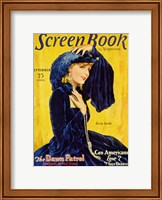 Greta Garbos - Screen Book Fine Art Print