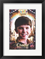 Charlie and the Chocolate Factory Charlie Fine Art Print