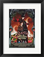 Charlie and the Chocolate Factory Fine Art Print